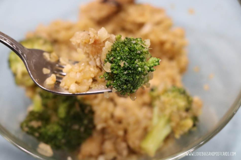 Teriyaki Chicken and Cauliflower Rice Recipe