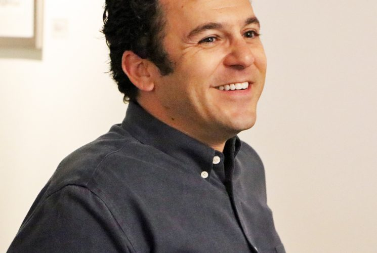 Fred Savage interview about new ABC show CHILD SUPPORT