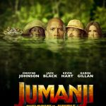 GIVEAWAY: 3 4-packs of tickets to see JUMANJI in SLC