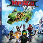 Own The LEGO Ninjago Movie now