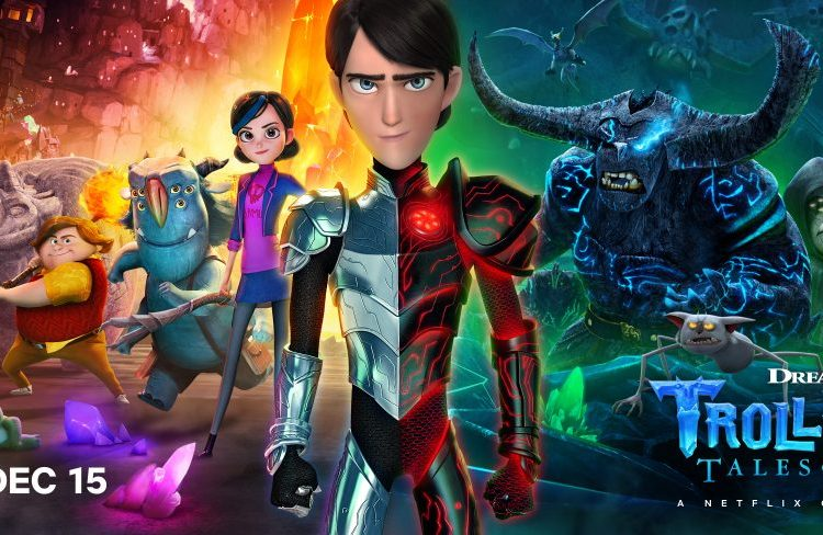 DreamWorks Trollhunters Part 2 is now on Netflix