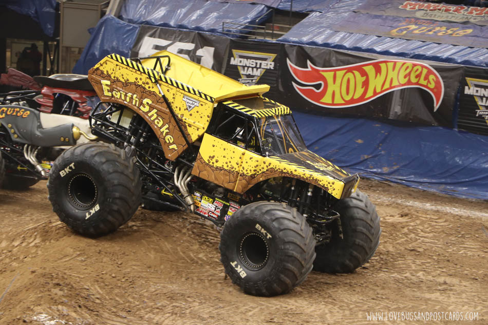 Monster Jam Salt Lake City, Utah 2018