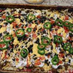 Nacho Pizza Recipe
