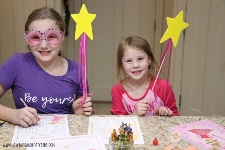 Pinkalicious Party Ideas inspired by the new Pinkalicious & Peterrific PBS Kids Show