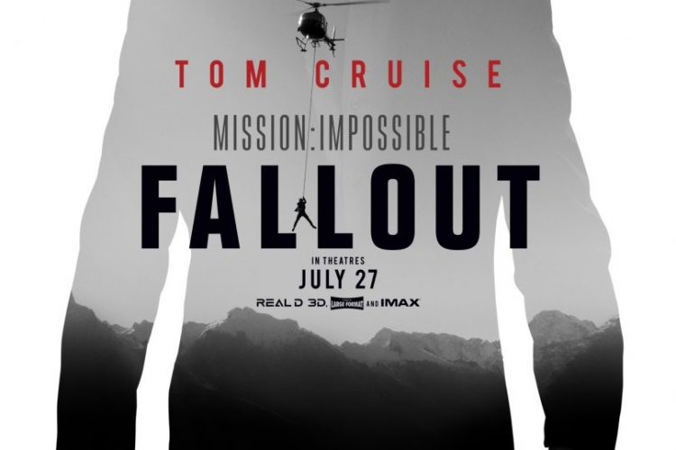 Mission: Impossible – Fallout Trailer #MissionImpossible