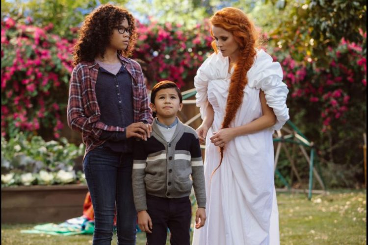 Disney's A Wrinkle in Time Coloring Pages #WrinkleInTime