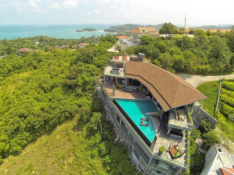 Luxury Vacation Rentals in Thailand