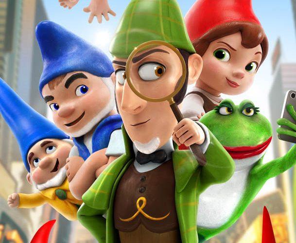 SHERLOCK GNOMES is in theatersMarch 23, 2018   #SherlockGnomes