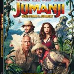 JUMANJI: WELCOME TO THE JUNGLE out today!