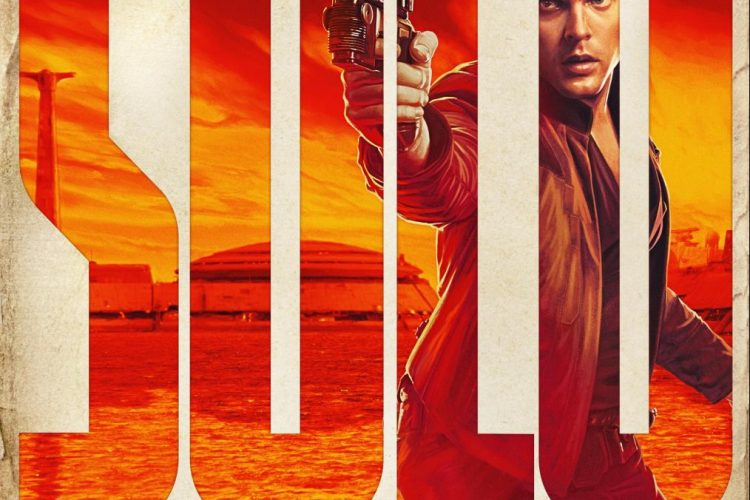 NEW SOLO: A STAR WARS STORY Trailer  #HanSolo