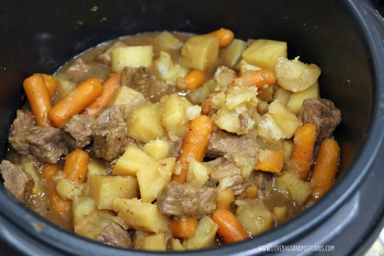 Pressure Cooker Beef Stew Recipe (Instant Pot)
