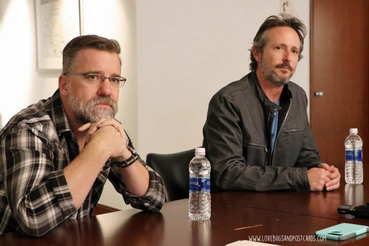 Watch the new ABC show THE CROSSING + our interview with Dan Dworkin and Jay Beattie    #TheCrossing #ABCTVEvent