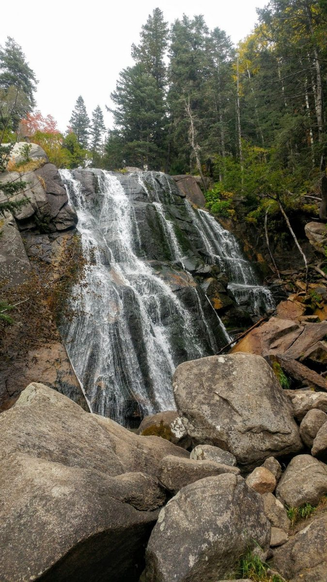 Bells Canyon to Lower Falls