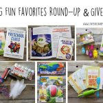 Spring Fun Favorites + Giveaway