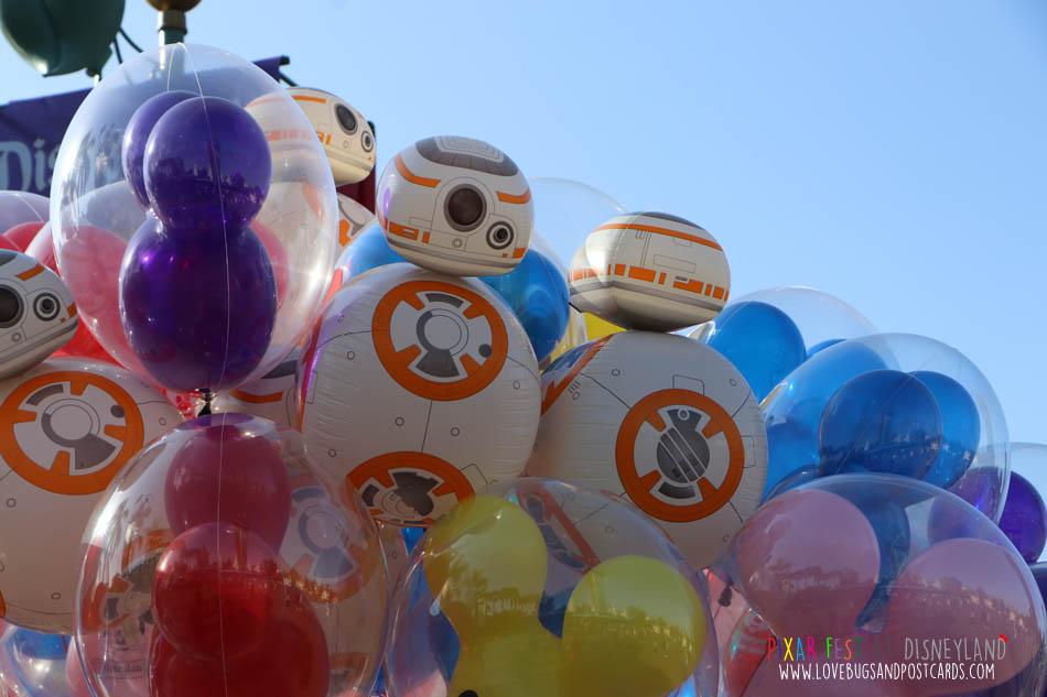 Pixar Fest at Disneyland