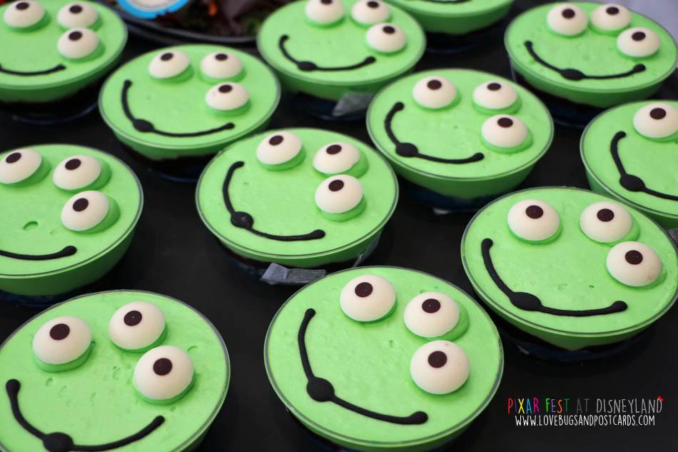 Pixar Fest at Disneyland Food