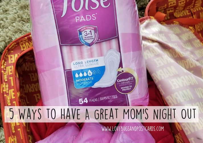 5 Ways to Have A Great Mom's Night Out
