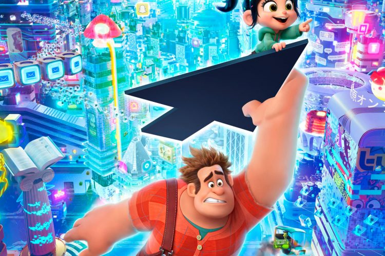 New Ralph Breaks the Internet: Wreck-It Ralph 2 Trailer!!!