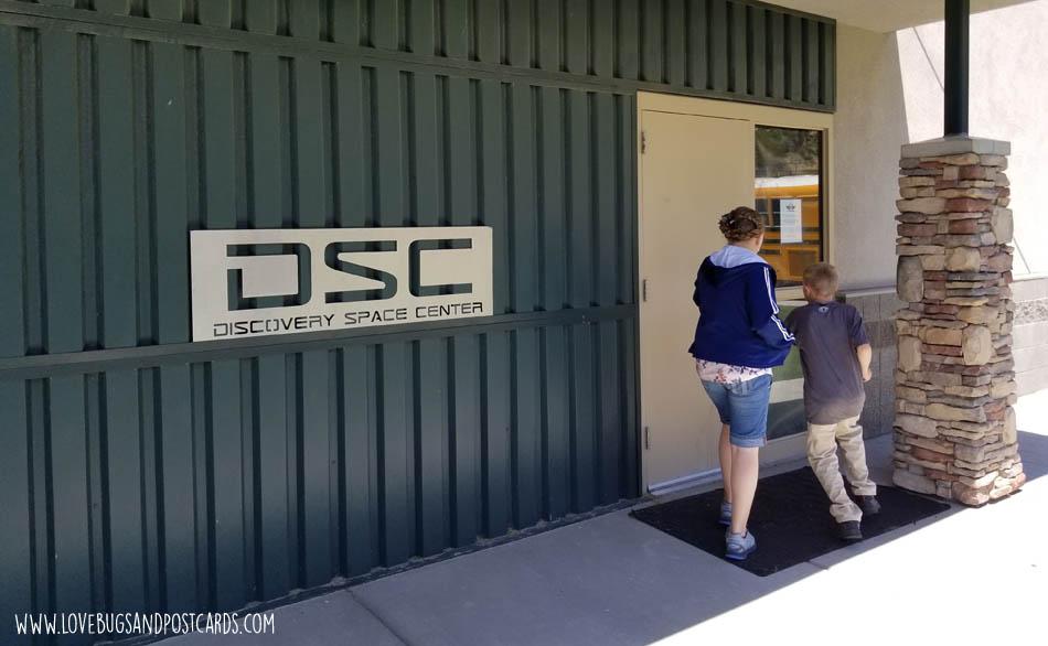 Telos Discovery Space Center in Utah