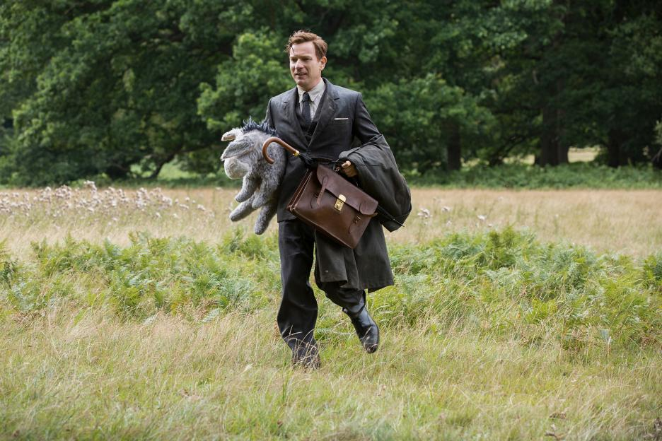 Disney's Christopher Robin movie is now playing in theaters
