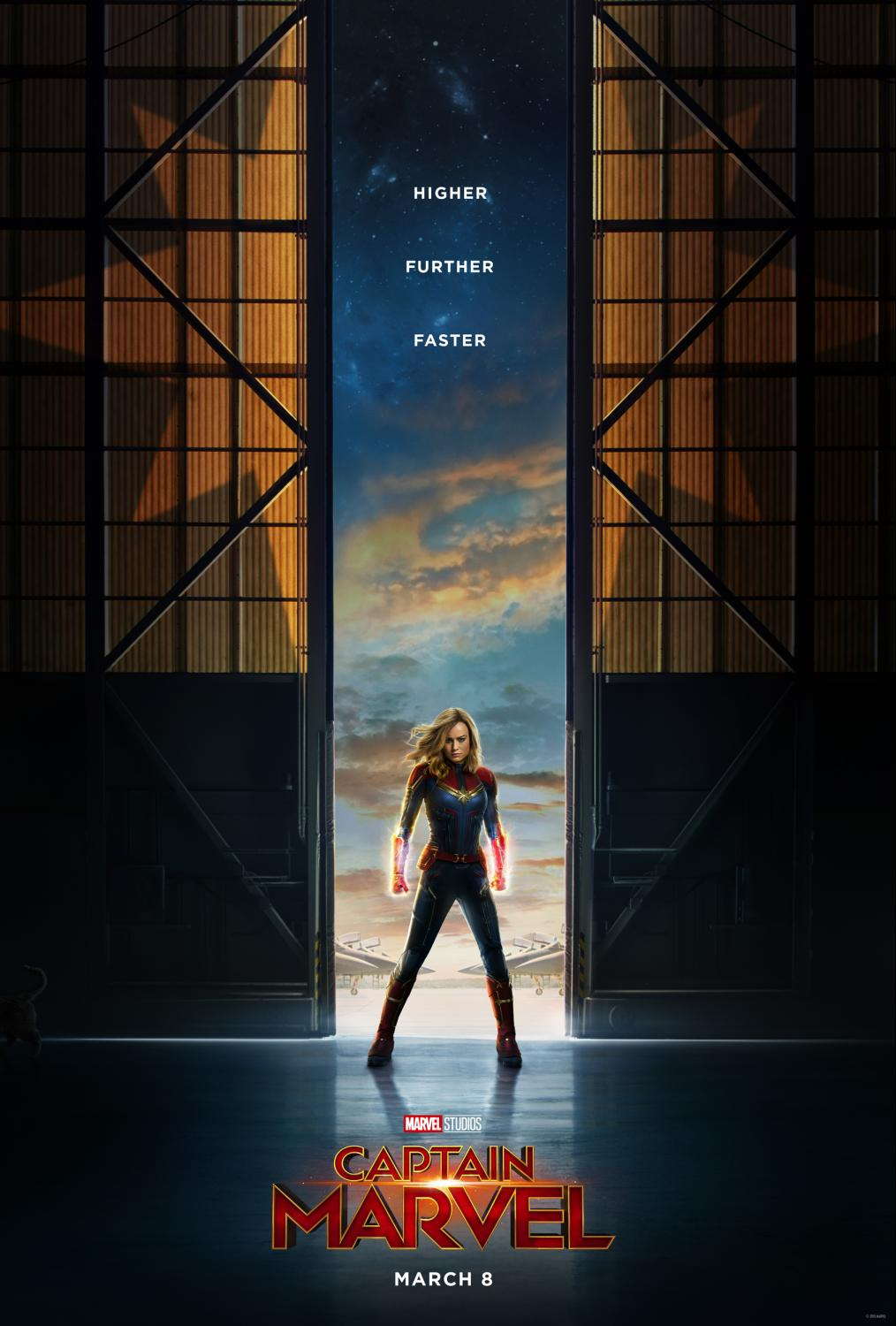 Marvel Studios' CAPTAIN MARVEL New Trailer