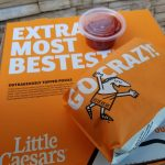Enter to win a $25 Little Caesars Gift Card (plus get free pizza)