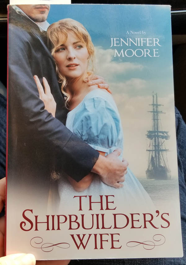 The Shipbuilder's Wife by Jennifer Moore Book Review