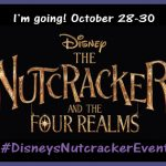 Follow my adventures in L.A. for Disney's The Nutcracker and the Four Realms