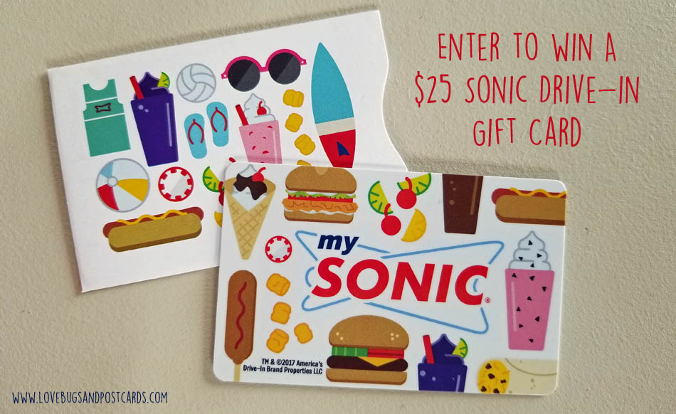 SONIC Drive-Inn Limeaids for Learning + $25 Gift Card Giveaway