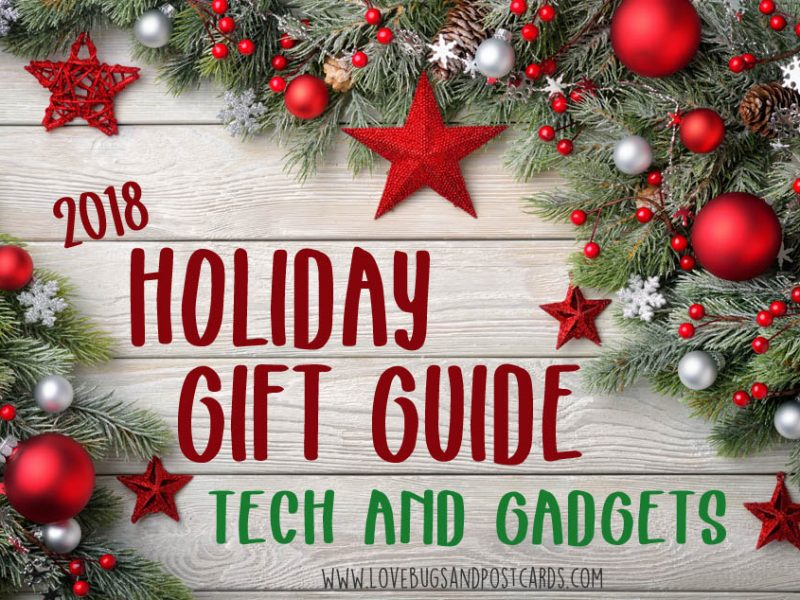 2018 Holiday Gift Guide - Lovebugs and Postcards
