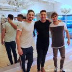 Exclusive interview with Brandon Armstrong, Alan Bersten and Gleb Savchenko