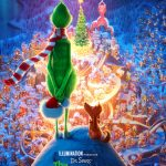 The Grinch movie now playing