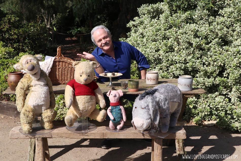 "Interview with Jim Cummings (voice of ""Winnie the Pooh"" & ""Tigger"") #ChristopherRobinBluray"