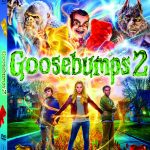 Goosebumps 2 challenge kit and movie release