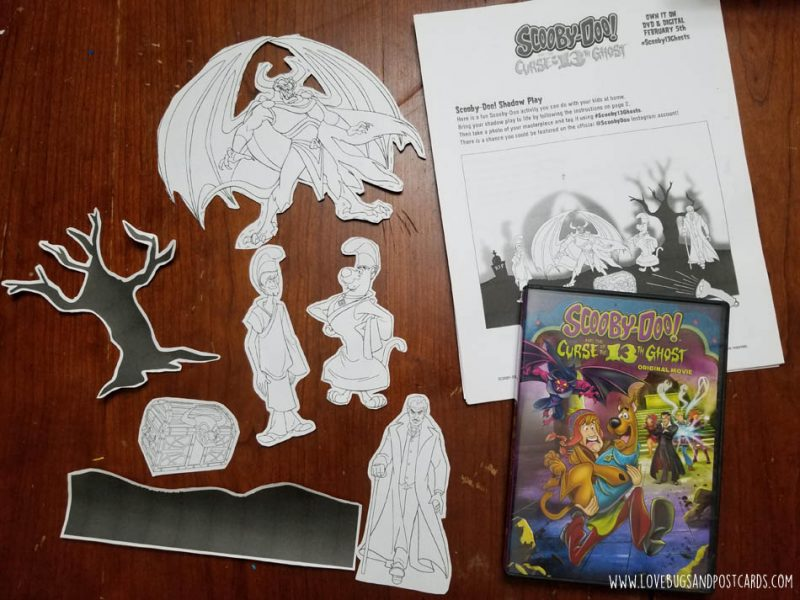 Scooby Doo And The Curse Of The 13th Ghost Lovebugs And Postcards