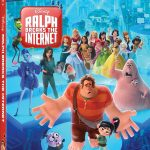 Disney's Ralph Breaks the Internet out today