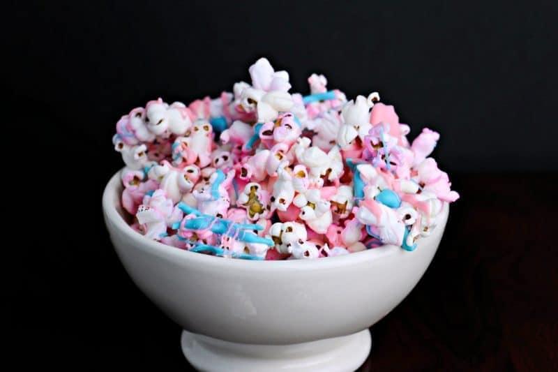 Unicorn Birthday Party Ideas - Unicorn Popcorn
