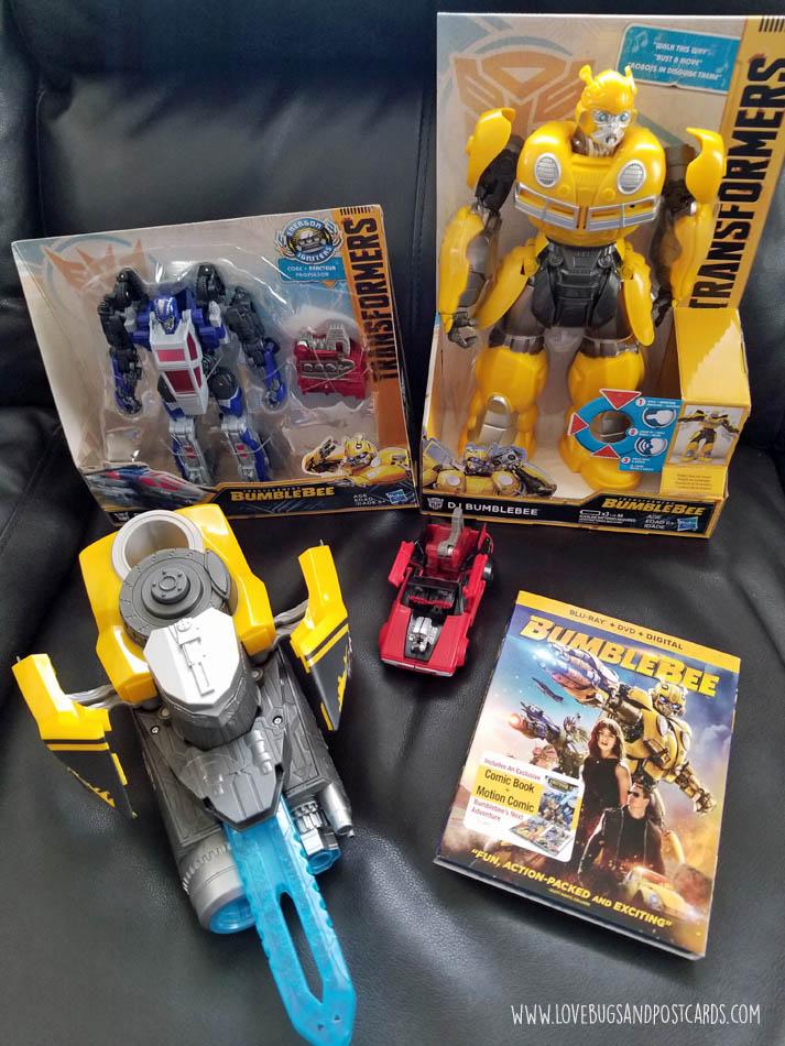 BumbleBee Toys