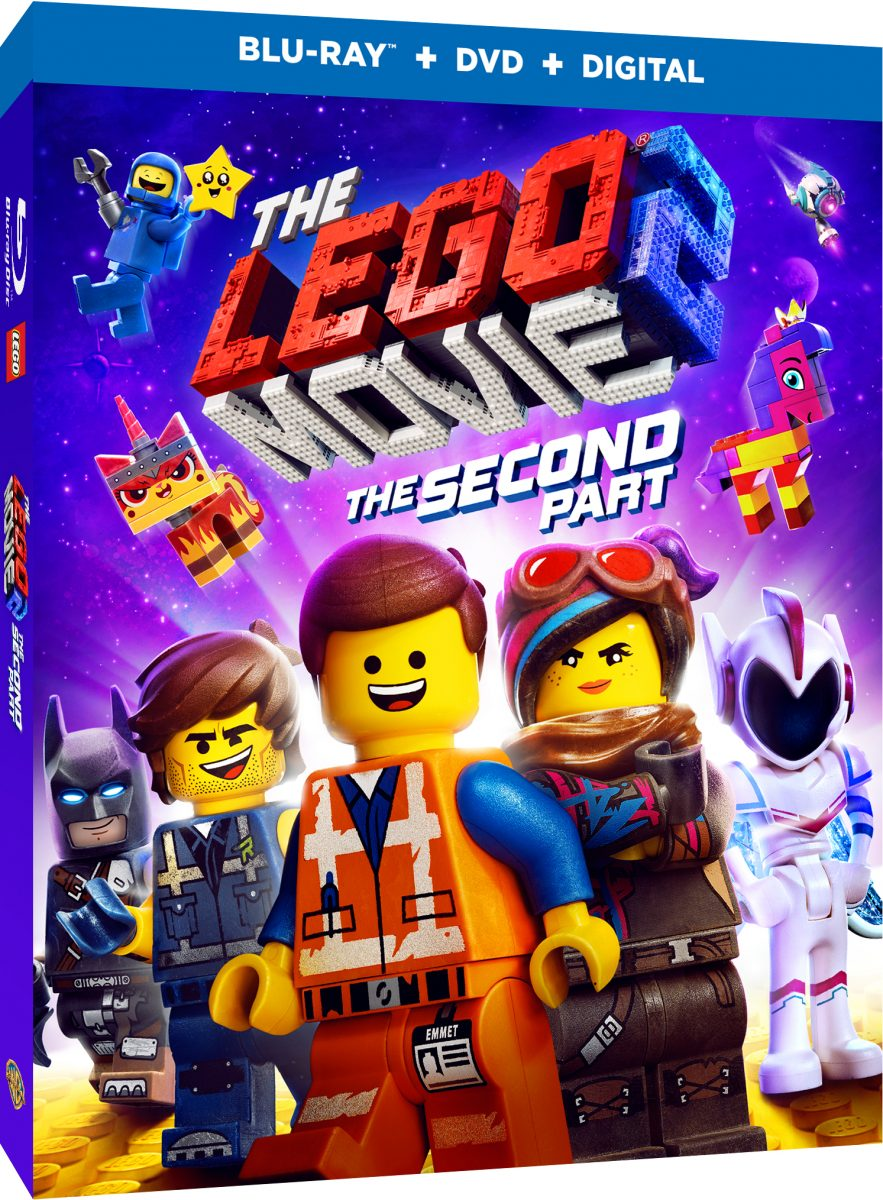 Get your copy of LEGO Movie 2 today!