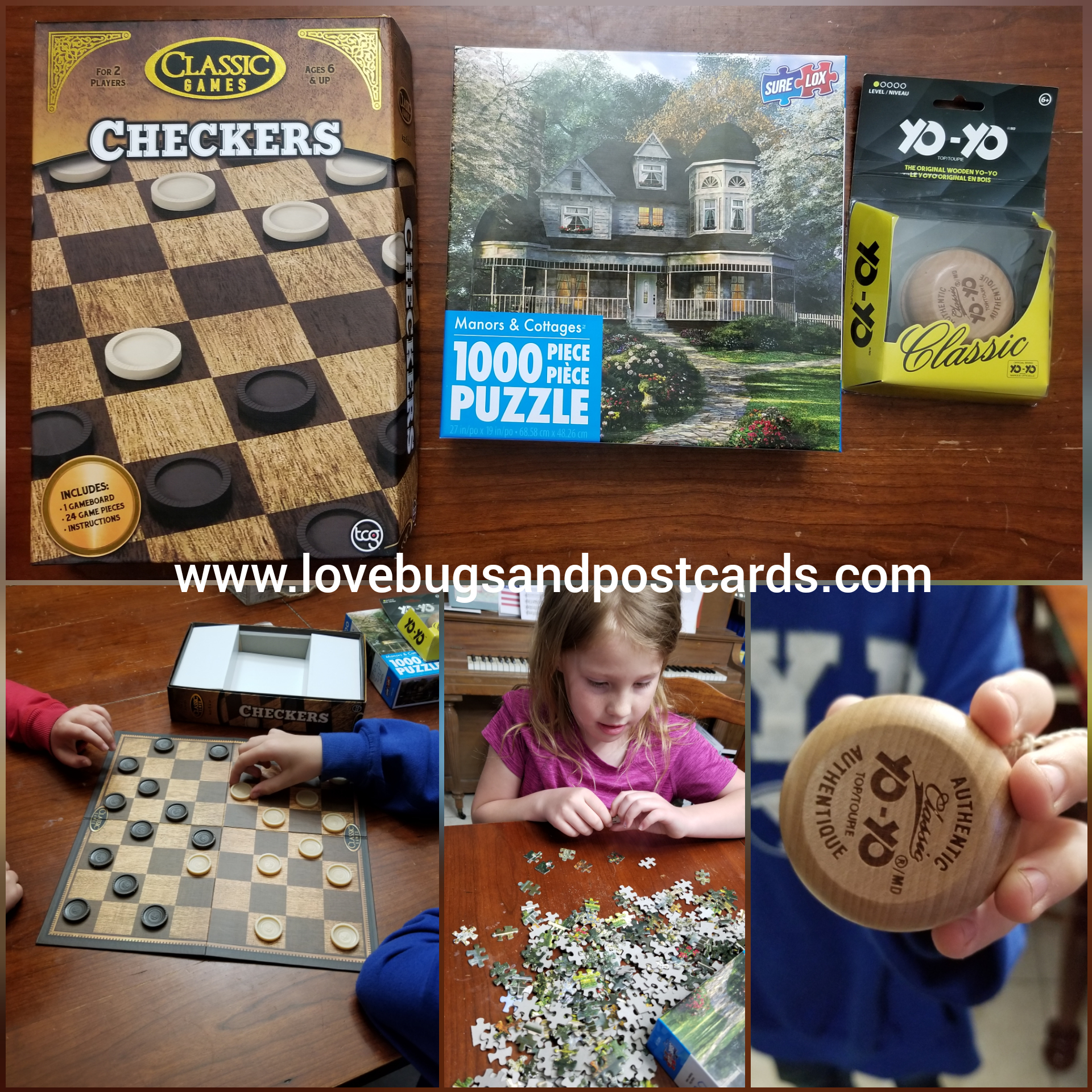 Family fun night with TCG Toys giveaway