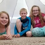 AirFort fun for kids
