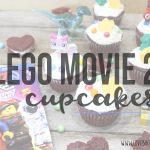 The LEGO Movie 2 Cupcakes