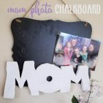 MOM DIY Chalkboard