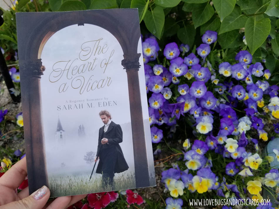 The Heart of a Vicar by Sarah M. Eden