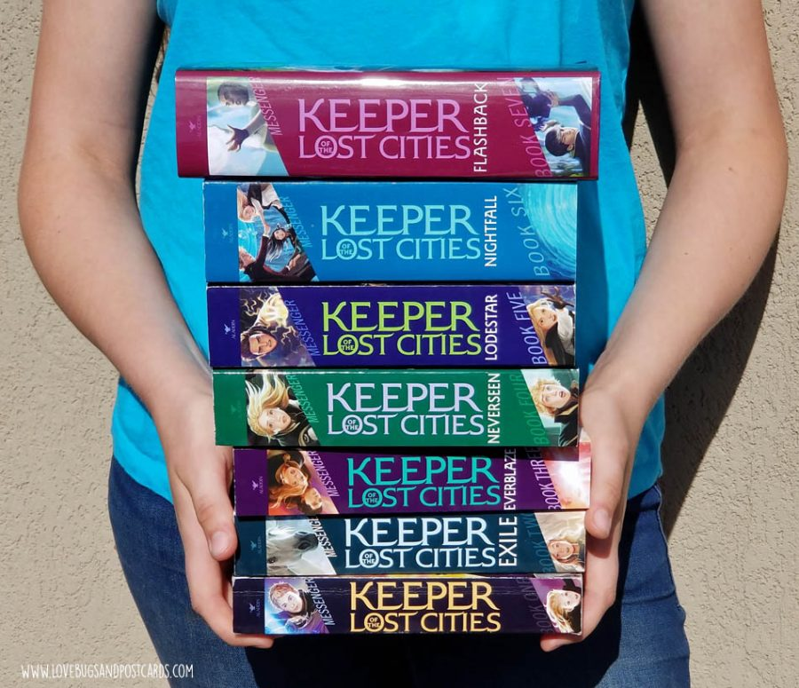Keeper of the Lost Cities books