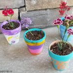 DIY Flower Pot Planters