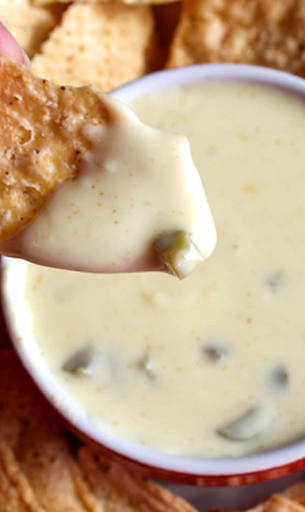 Weight Watcher Queso Dip