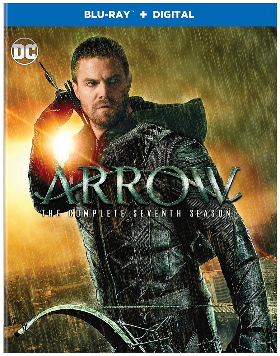 Arrow Season 7 now available to own