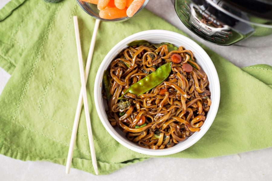 Weight Watchers Instant Pot Lo Mein