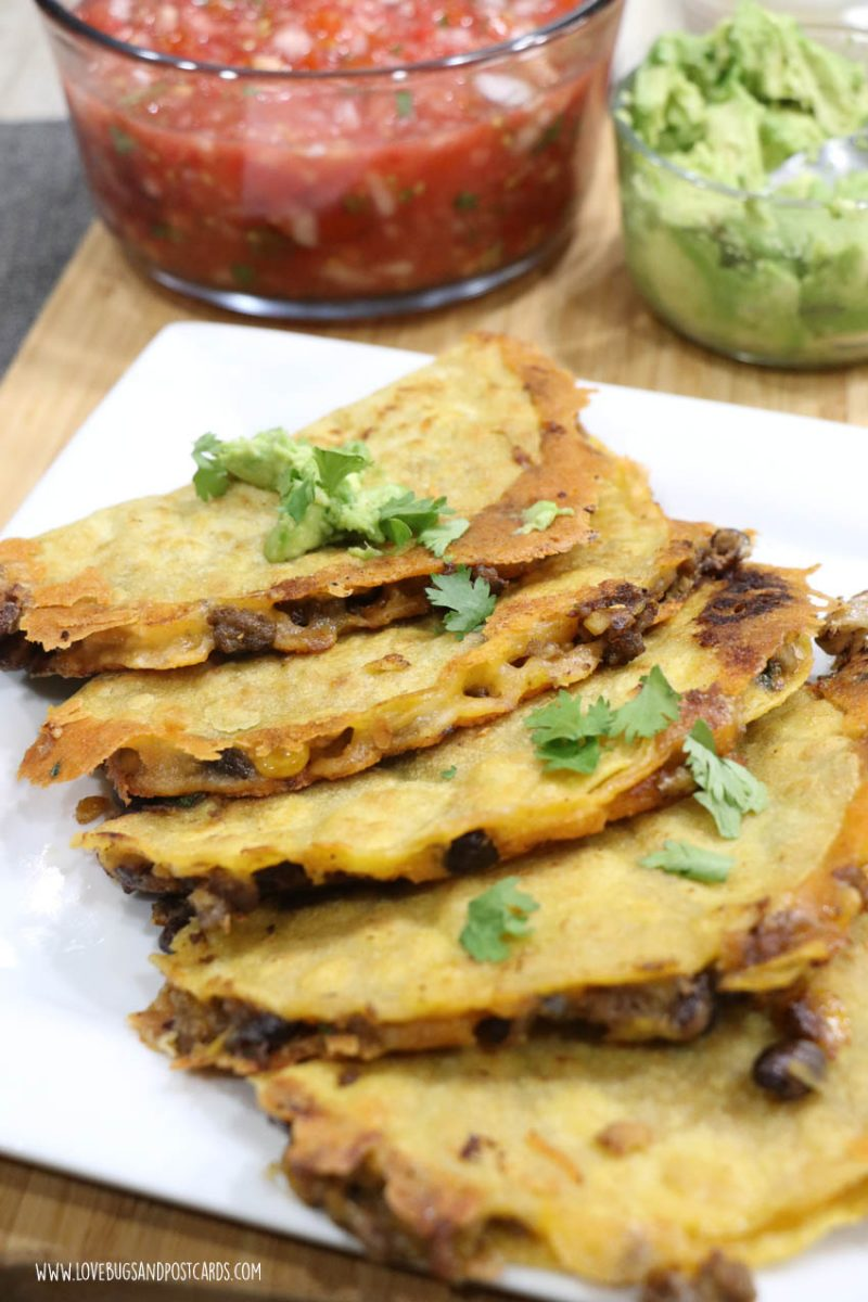Crispy Black Bean Tacos Recipe